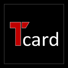 Tcard - logo